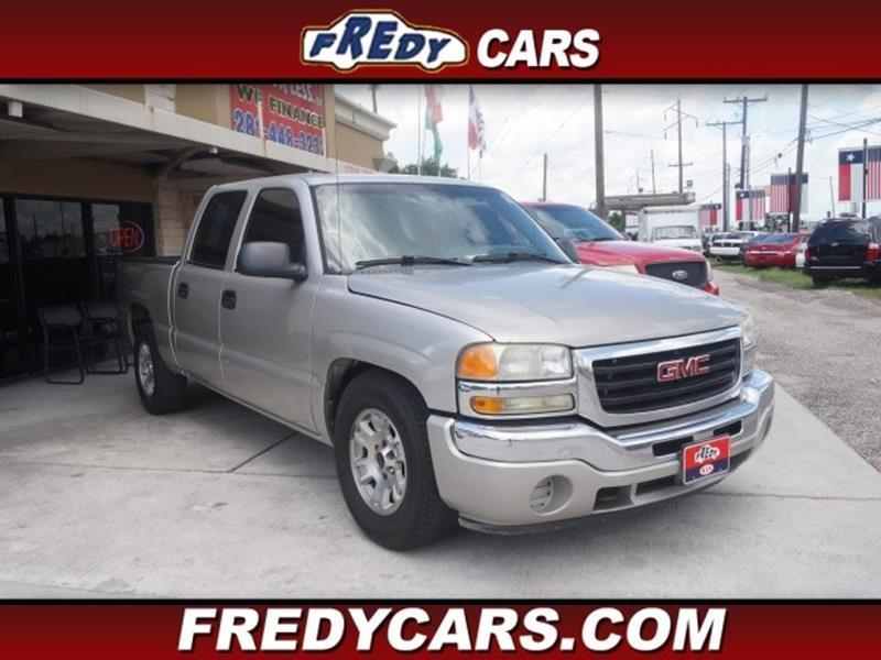 2006 gmc sierra 1500 in houston tx fredys cars for less. Black Bedroom Furniture Sets. Home Design Ideas