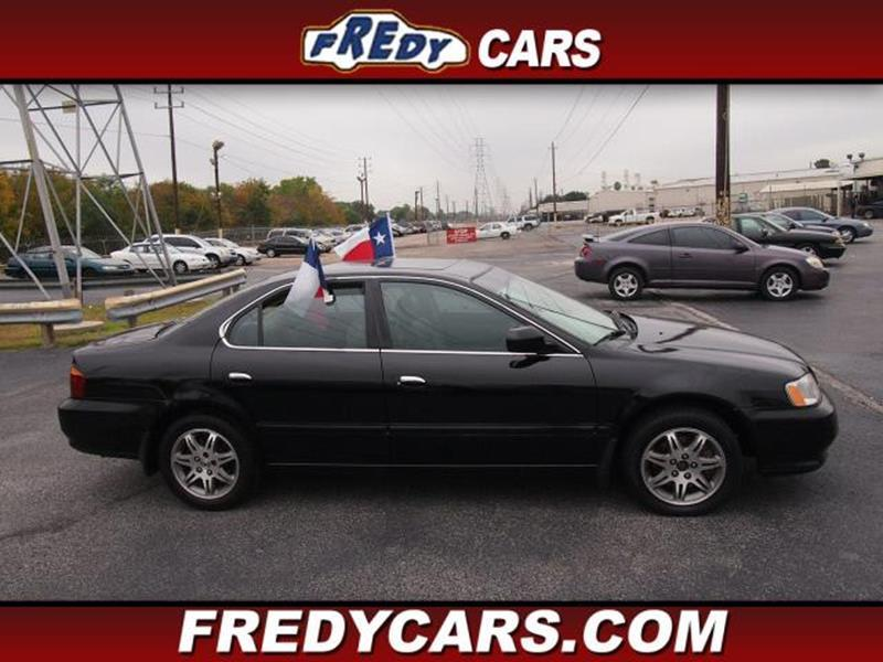 Acura TL In Houston TX FREDYS CARS FOR LESS - Acura dealer houston texas