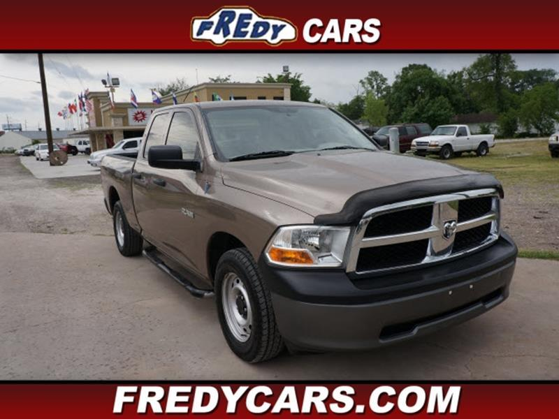2010 dodge ram pickup 1500 st in houston tx fredys cars for less. Black Bedroom Furniture Sets. Home Design Ideas