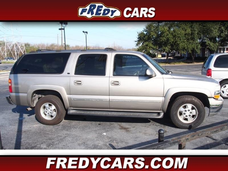 2001 chevrolet suburban 1500 lt in houston tx fredys cars for less. Black Bedroom Furniture Sets. Home Design Ideas