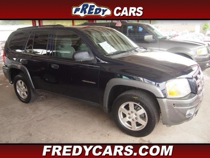 2007 Isuzu Ascender S In Houston Tx Fredys Cars For Less