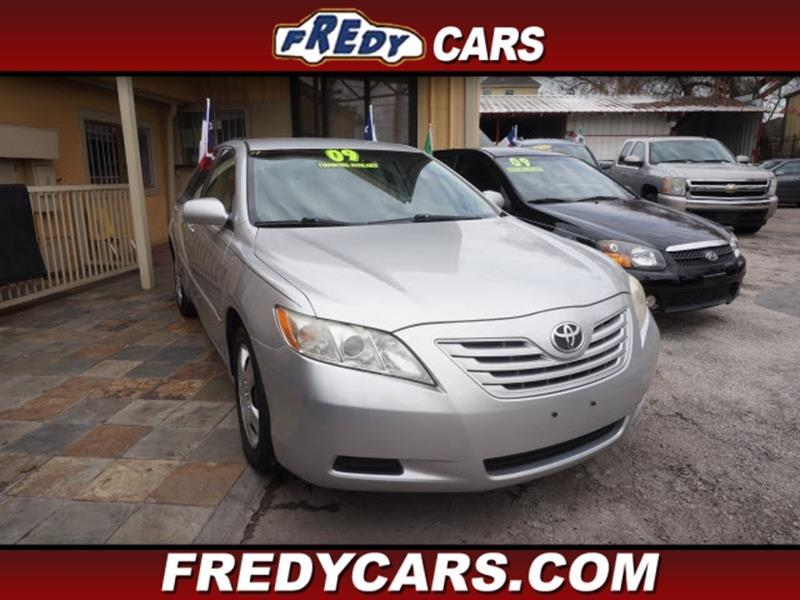 2009 Toyota Camry In Houston Tx: 2009 Toyota Camry LE In Houston, TX