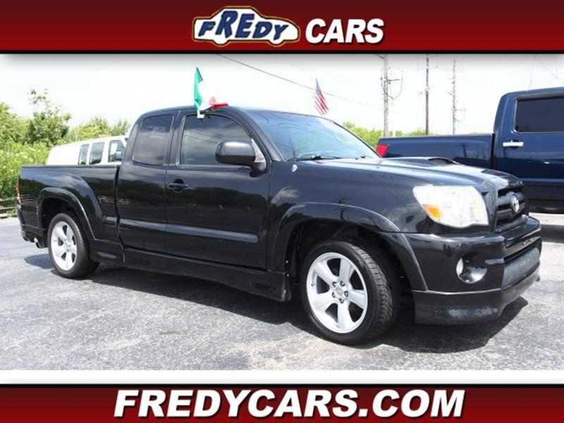 2008 toyota tacoma x runner v6 in houston tx fredys cars for less. Black Bedroom Furniture Sets. Home Design Ideas