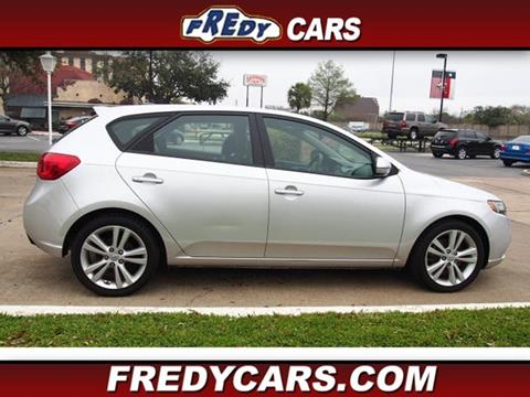 2012 Kia Forte5 for sale at FREDYS CARS FOR LESS in Houston TX