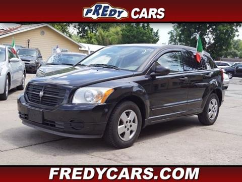 2008 Dodge Caliber for sale at FREDYS CARS FOR LESS in Houston TX