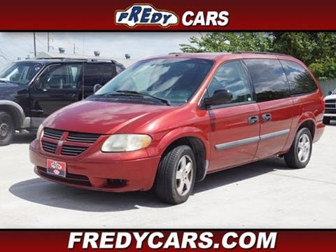 2006 Dodge Grand Caravan for sale at FREDYS CARS FOR LESS in Houston TX