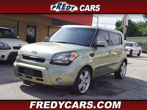 2011 Kia Soul for sale at FREDYS CARS FOR LESS in Houston TX
