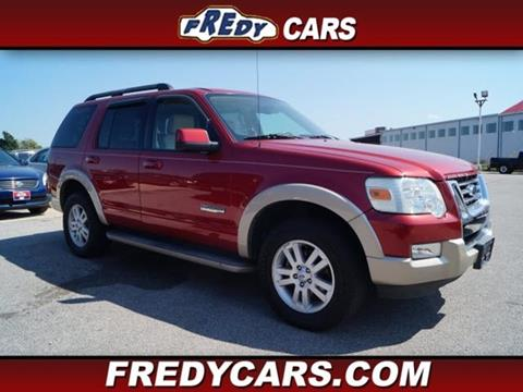 2008 Ford Explorer for sale at FREDYS CARS FOR LESS in Houston TX