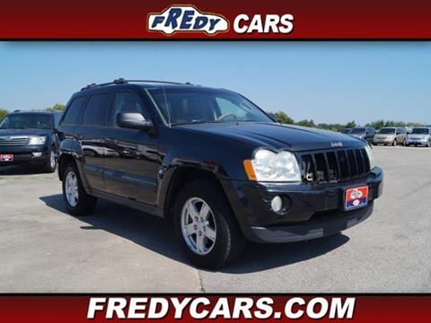 2005 Jeep Grand Cherokee for sale at FREDYS CARS FOR LESS in Houston TX