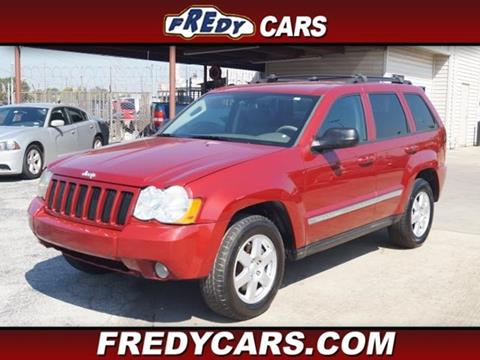 2010 Jeep Grand Cherokee for sale at FREDYS CARS FOR LESS in Houston TX