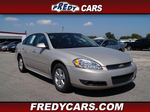 2011 Chevrolet Impala for sale at FREDYS CARS FOR LESS in Houston TX