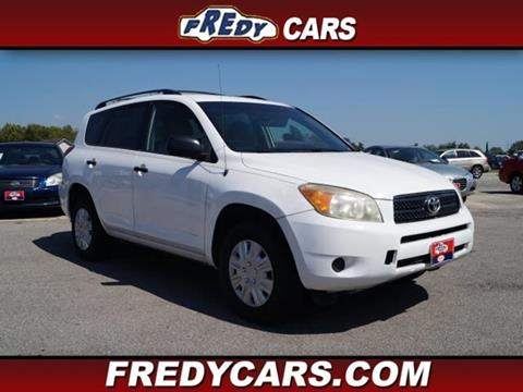 2006 Toyota RAV4 for sale at FREDYS CARS FOR LESS in Houston TX