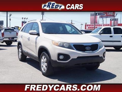 2011 Kia Sorento For Sale At FREDYS CARS FOR LESS In Houston TX