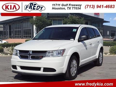 2015 Dodge Journey for sale at FREDYS CARS FOR LESS in Houston TX