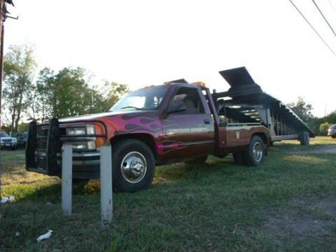 1999 Chevrolet C/K 3500 Series for sale at FREDYS CARS FOR LESS in Houston TX