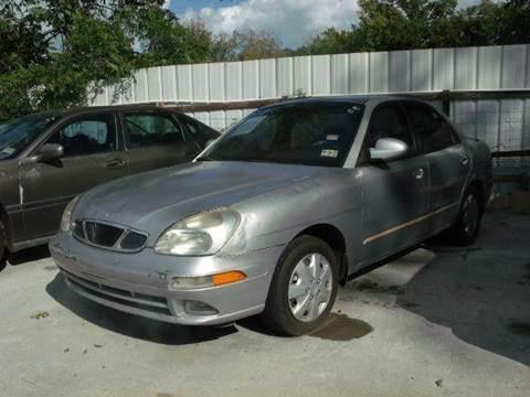 2000 Daewoo Nubira for sale in Houston, TX