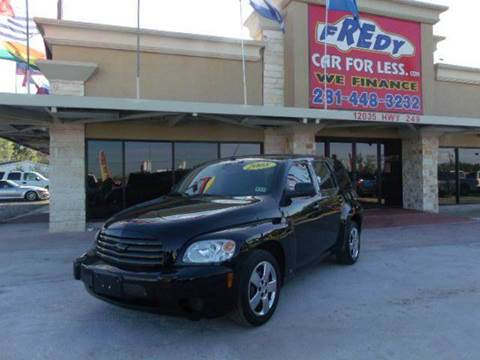 2008 Chevrolet HHR for sale at FREDYS CARS FOR LESS in Houston TX