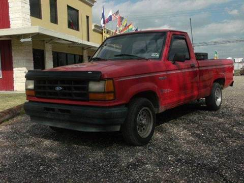 1992 ford ranger for sale in houston tx