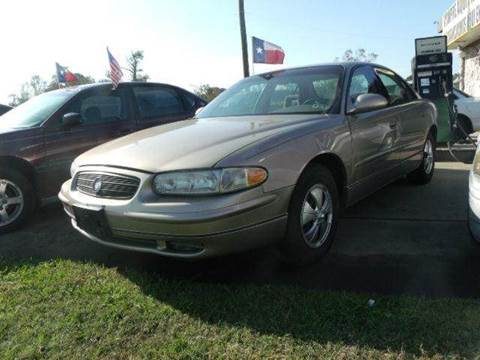 2002 Buick Regal for sale at FREDYS CARS FOR LESS in Houston TX