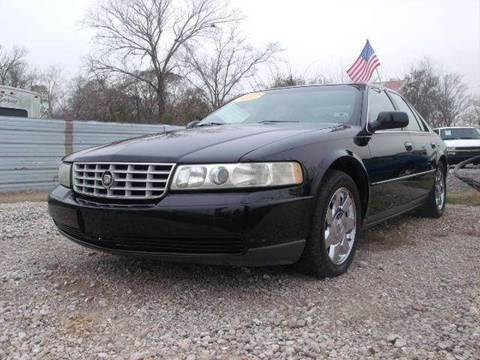 1999 Cadillac Seville for sale at FREDYS CARS FOR LESS in Houston TX