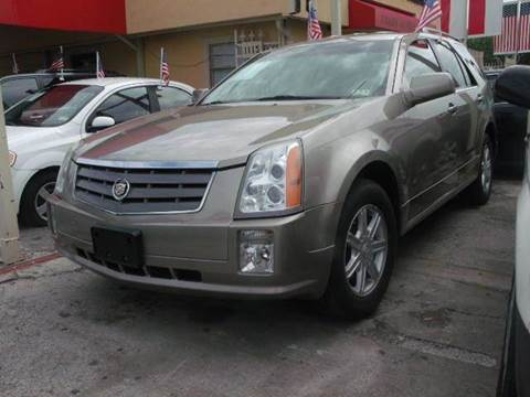 2004 Cadillac SRX for sale at FREDYS CARS FOR LESS in Houston TX