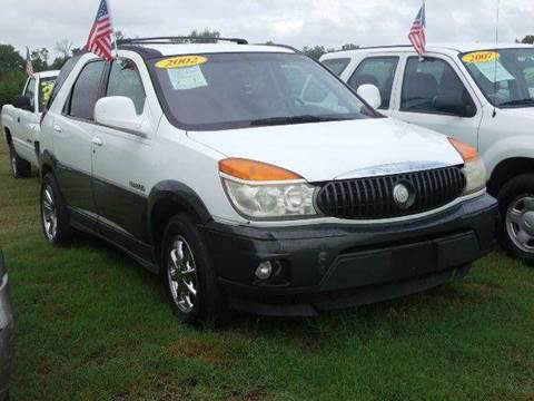 2002 Buick Rendezvous for sale at FREDYS CARS FOR LESS in Houston TX