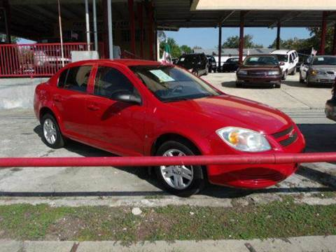 2007 Chevrolet Cobalt for sale at FREDYS CARS FOR LESS in Houston TX