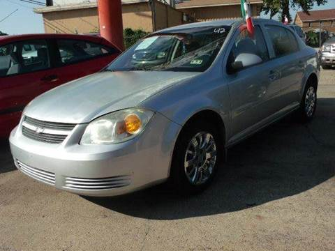 2009 Chevrolet Cobalt for sale at FREDYS CARS FOR LESS in Houston TX