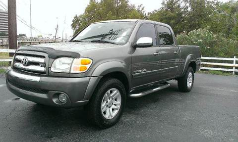 2004 Toyota Tundra for sale at FREDYS CARS FOR LESS in Houston TX