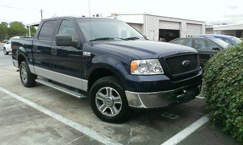 2006 Ford F-150 for sale at FREDYS CARS FOR LESS in Houston TX