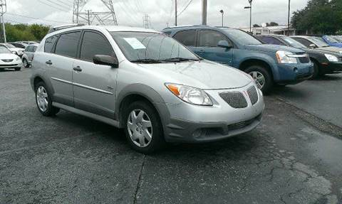 2008 Pontiac Vibe for sale at FREDYS CARS FOR LESS in Houston TX