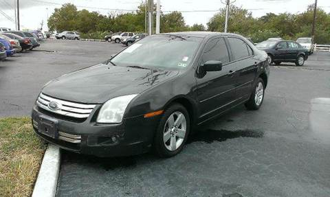 2007 Ford Fusion for sale at FREDYS CARS FOR LESS in Houston TX