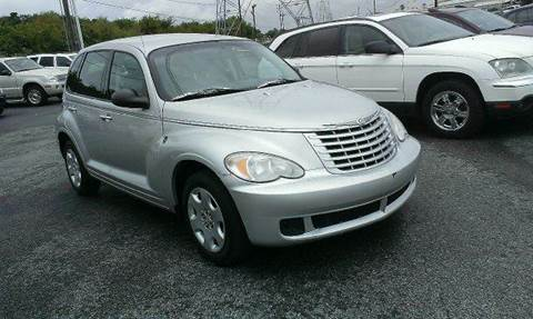 2008 Chrysler PT Cruiser for sale at FREDYS CARS FOR LESS in Houston TX