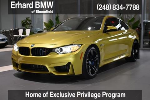 2016 BMW M4 for sale in Farmington Hills, MI