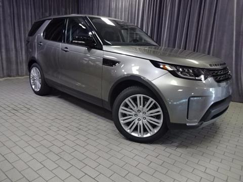 2017 Land Rover Discovery for sale in Farmington Hills MI