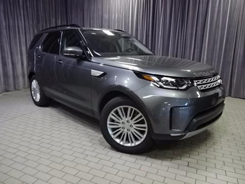 2017 Land Rover Discovery for sale in Farmington Hills, MI