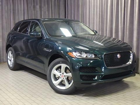 2018 Jaguar F-PACE for sale in Farmington Hills, MI