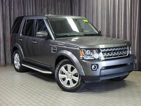 2015 Land Rover LR4 for sale in Farmington Hills, MI