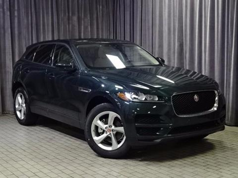 2018 Jaguar F-PACE for sale in Farmington Hills, MI