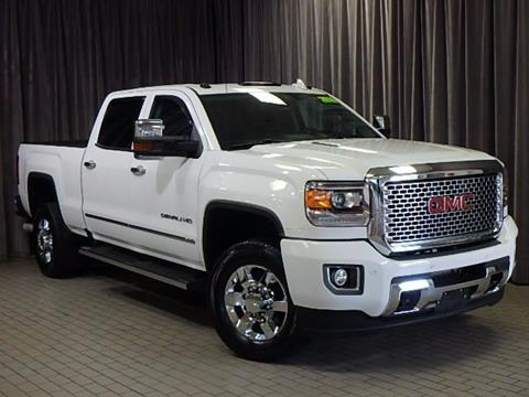 2016 GMC Sierra 3500HD for sale in Farmington Hills MI