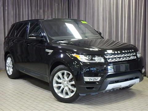 2016 Land Rover Range Rover Sport for sale in Farmington Hills, MI