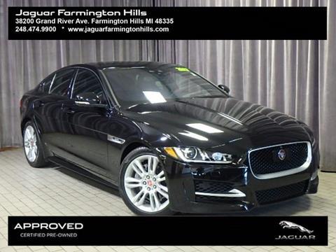 2017 Jaguar XE for sale in Farmington Hills MI