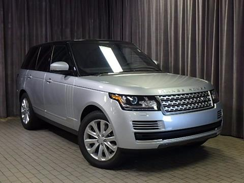 2017 Land Rover Range Rover for sale in Farmington Hills MI