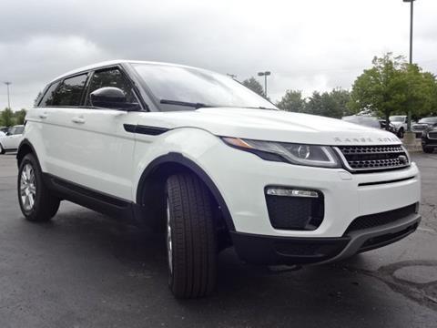 2018 Land Rover Range Rover Evoque for sale in Farmington Hills, MI