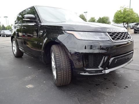 2018 Land Rover Range Rover Sport for sale in Farmington Hills, MI