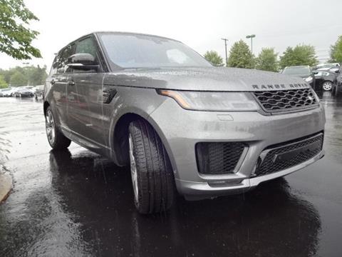 2019 Land Rover Range Rover Sport for sale in Farmington Hills, MI