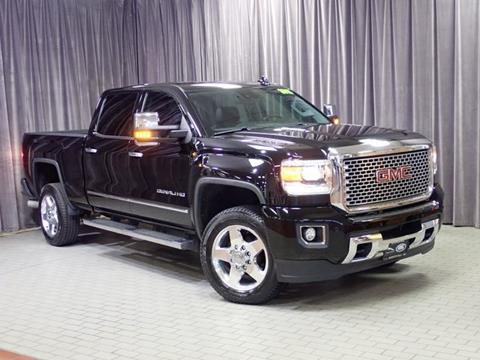 2015 GMC Sierra 2500HD for sale in Farmington Hills, MI