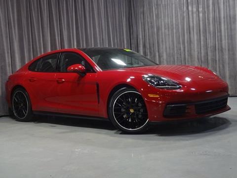 2018 Porsche Panamera for sale in Farmington Hills, MI