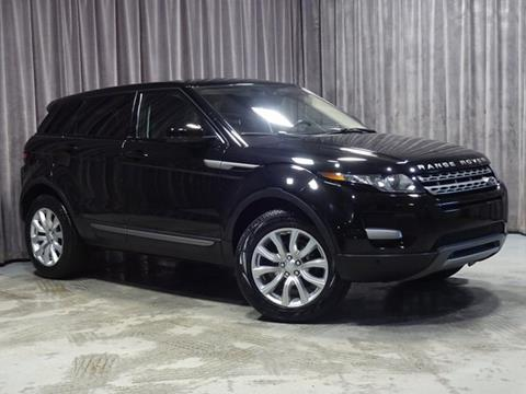 2015 Land Rover Range Rover Evoque for sale in Farmington Hills, MI