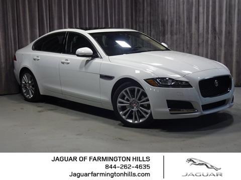 2020 Jaguar Xf For Sale In Farmington Hills Mi